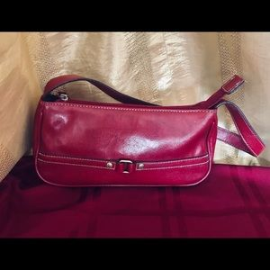 Tommy Hilfiger red mini bag